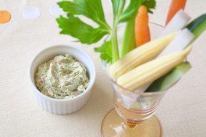 野菜の和味ディップ