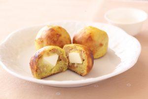 くるみチーズのスイートポテト