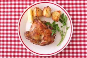 鶏肉のフライパンロースト