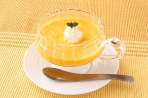 大人のマンゴーミルクジュレ