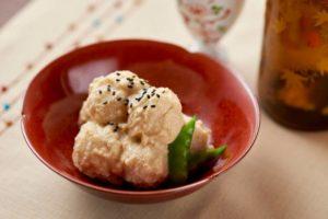 里芋の酒粕煮